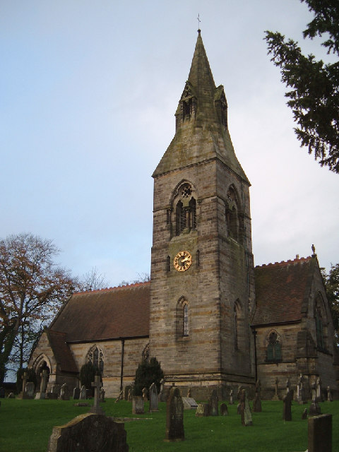 St John's Church, Whitwell on the Hill