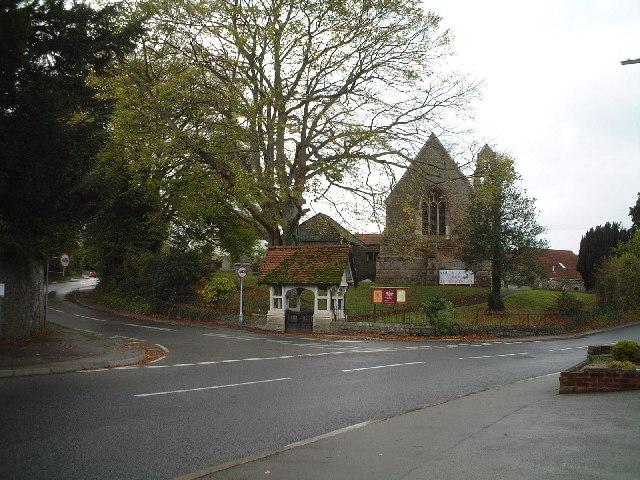 All Saints Church, Sandford