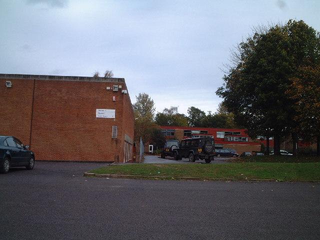 Churchill Sports Centre