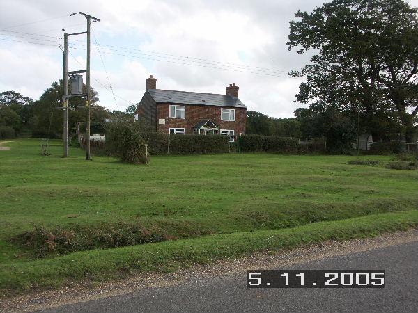 Broomhill Farm, Nr East Boldre, Hants