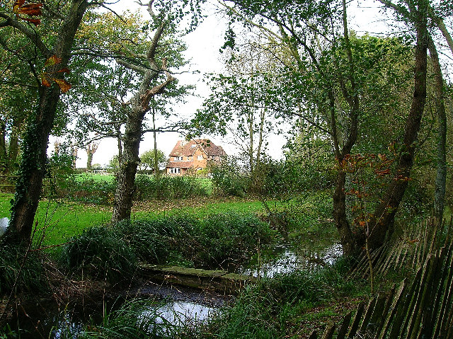 Pond, Spring Lane, Clayton