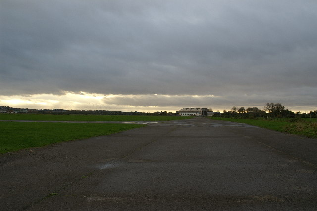 Weston Airport (disused)
