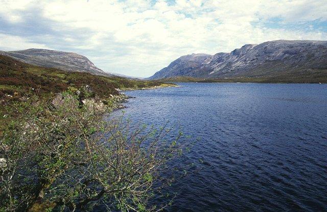 Loch Dionard