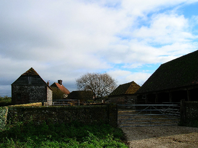 Lodge Farm, near Keymer