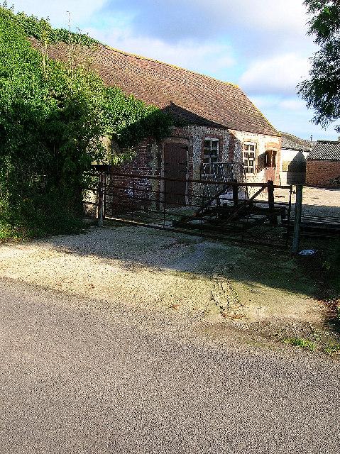 Outbuilding, Bridger's Farm
