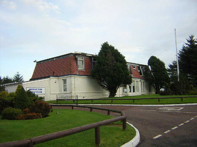 Bonnyton Golf Club Clubhouse