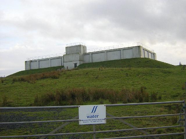 Bairdsknowe Service Reservoir