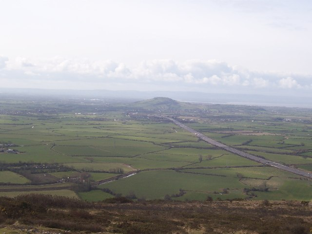 M5 from Crook Peak