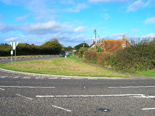 Muddleswood crossways