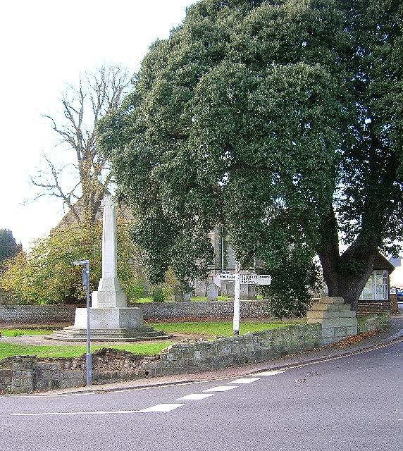 War Memorial, Hurstpierpoint