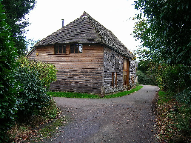 Converted Barn, Clayton Wickham Farm, Hurst Wickham