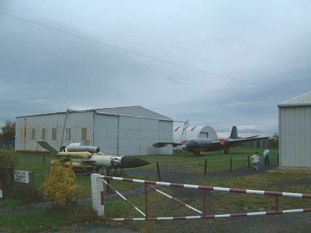Hangars and Aircraft