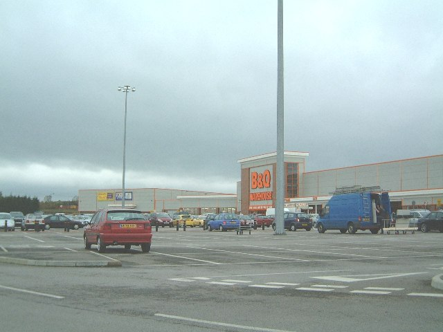 Armstrong Retail Park