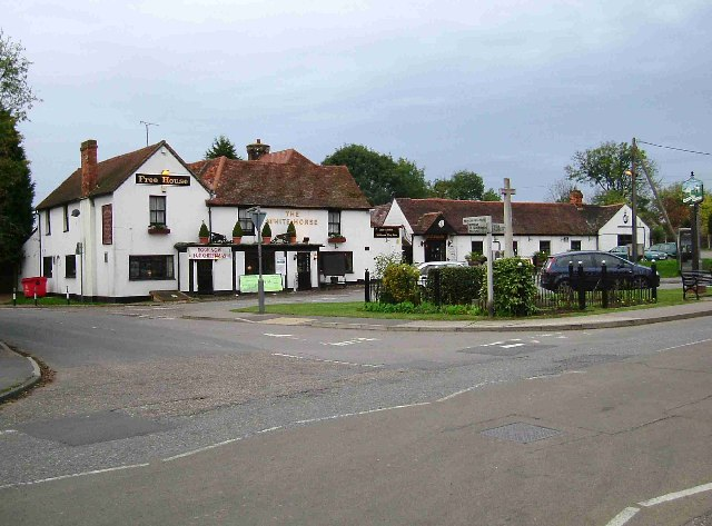 The White Horse Ramsden Heath