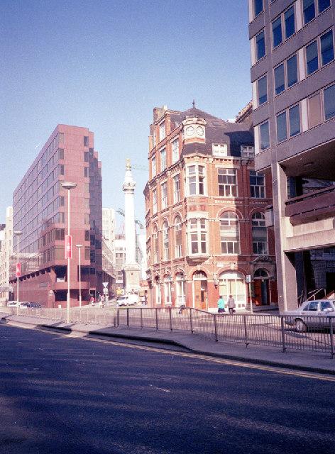 Lower Thames Street