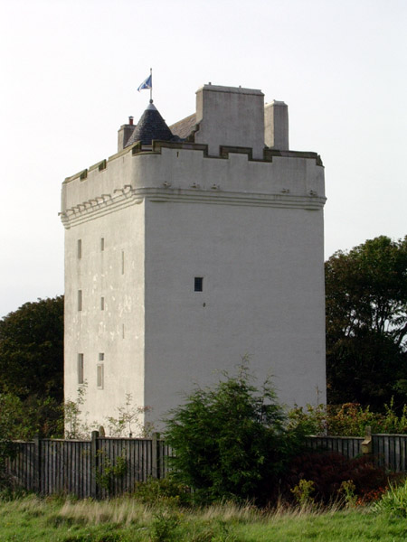 Law Castle (West Kilbride)