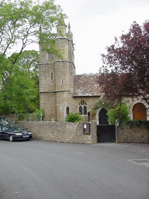 Rowberrow Church
