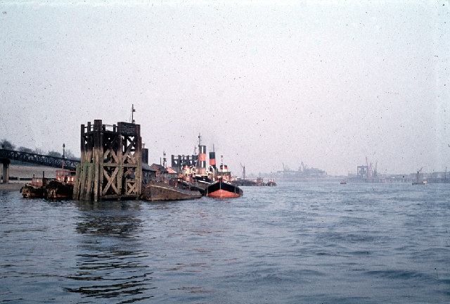 The Old Woolwich Ferry