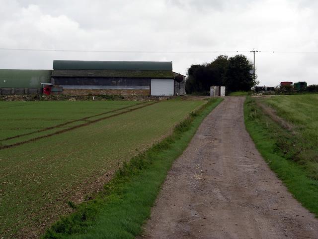 Anonymous farm buildings