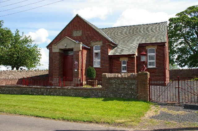 Methodist Chapel at King's Meaburn