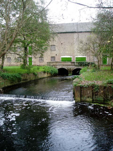 Hauxton Mill