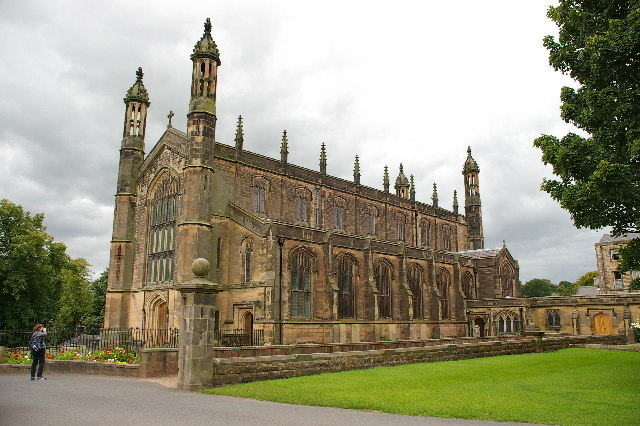 St Peter's RC Church Stonyhurst College