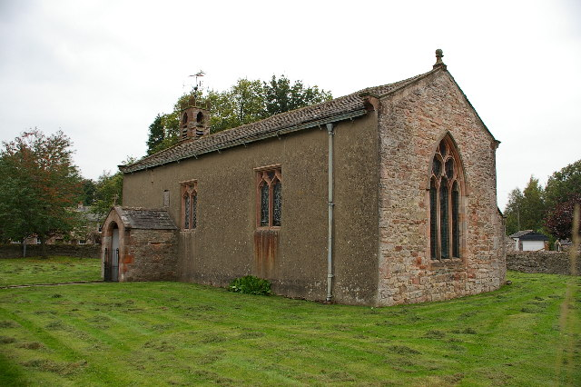 St Lukes Parish Church Soulby
