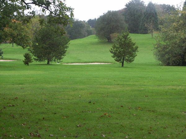 Dibden Golf Course, Hythe, Hants