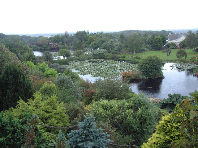 Glenwhan Gardens, Dunragit, - Wigtownshire