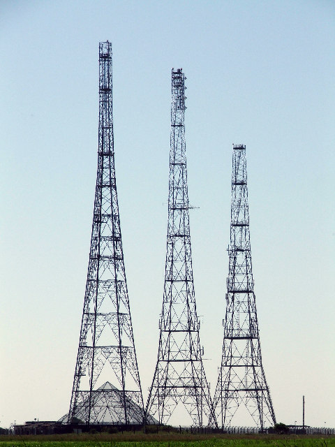 Remaining Swingate Chain Home Station Masts