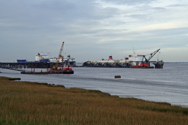 Humber Sea Terminal, North Killingholme