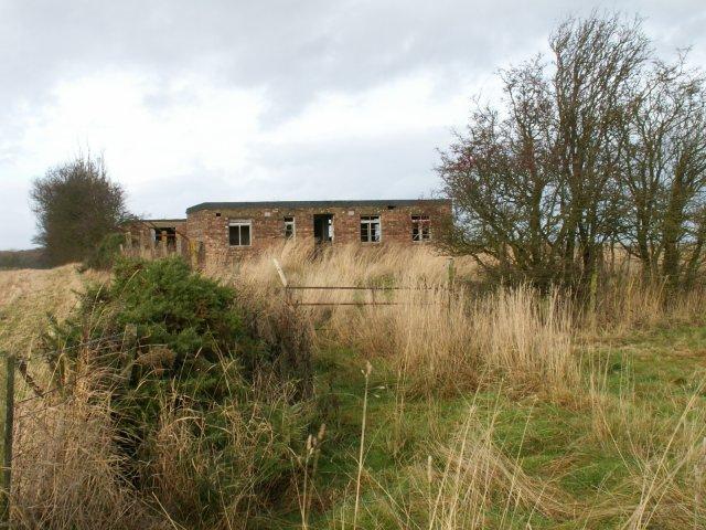 Old Wartime building