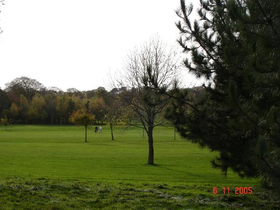 Denbigh Golf course