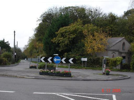 Waen roundabout
