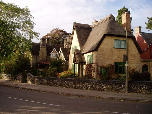Houses in Great Shelford