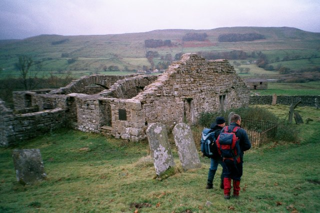 Ruined Church Raydale