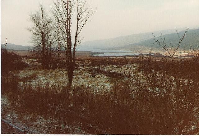 Loch Laidon & Dubh Lochan