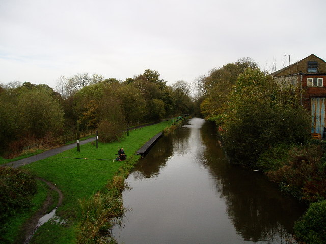 Withnell Fold - the canal