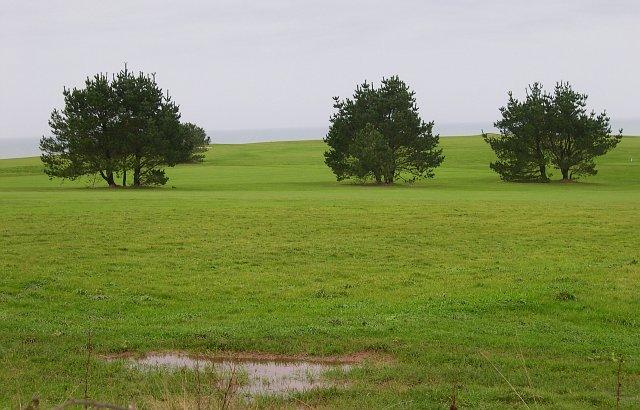 Golf Course near Crafthole
