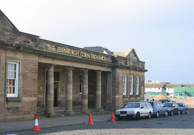 Corn Exchange.