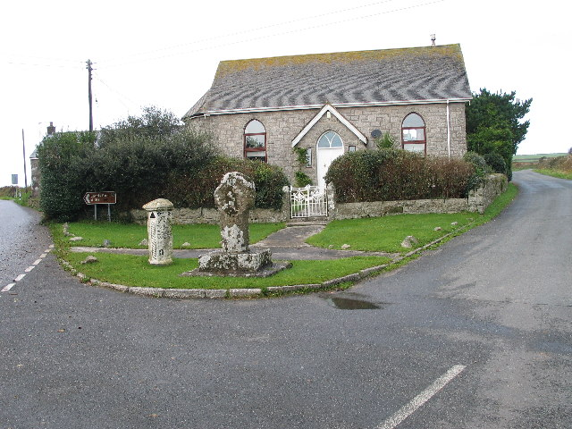 Chapel at Crows-an Wra
