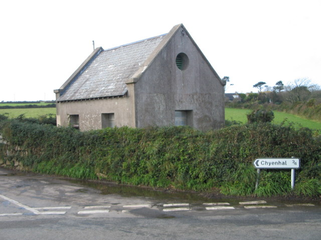 The Old Pump House.