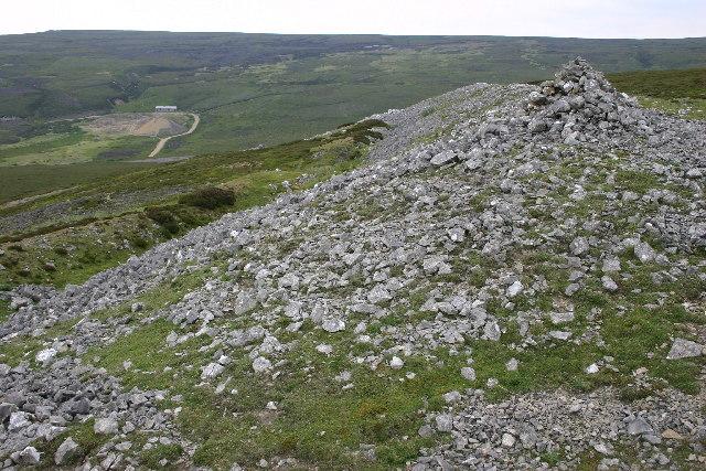 Ancient Defensive Systems, Harkerside Moor