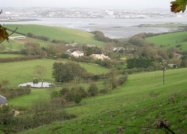 Penhale, near St John