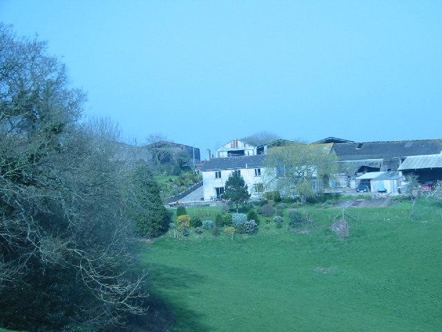 Shortacombe Farm