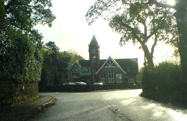 High Legh village hall