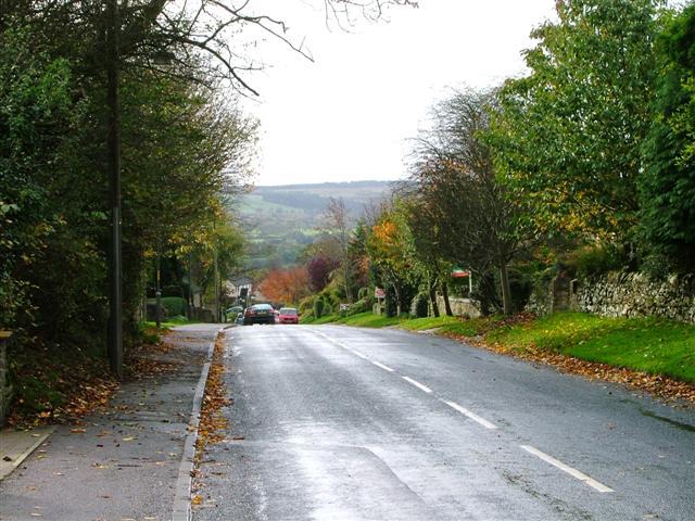 B6274 Gilling Road