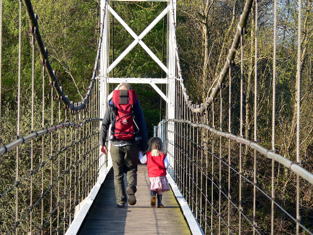 Dinkley Footbridge