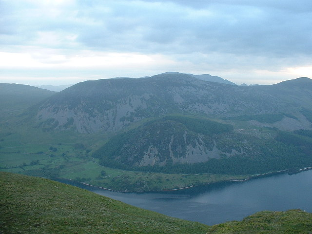 Ennerdale from Crag Fell