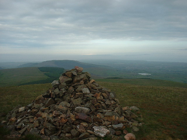 Summit Cairn Grike